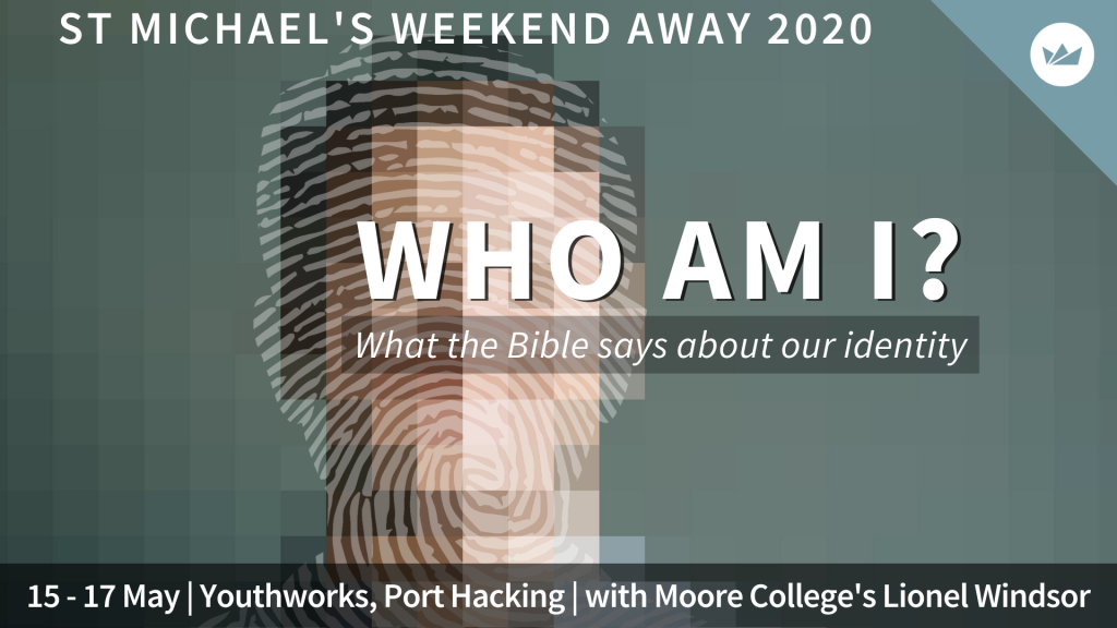 Who Am I, identity church conference sermon series