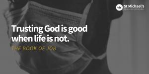 Book of Job sermon series theme