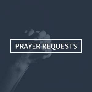 Prayer requests St Michael's