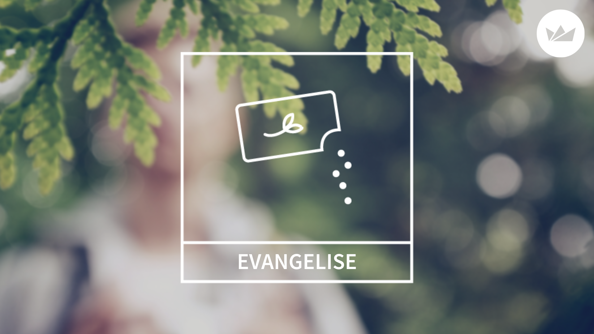 'E' for Evangelism Stories