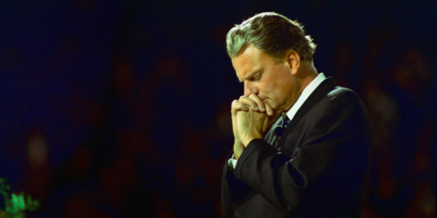 Vale Billy Graham