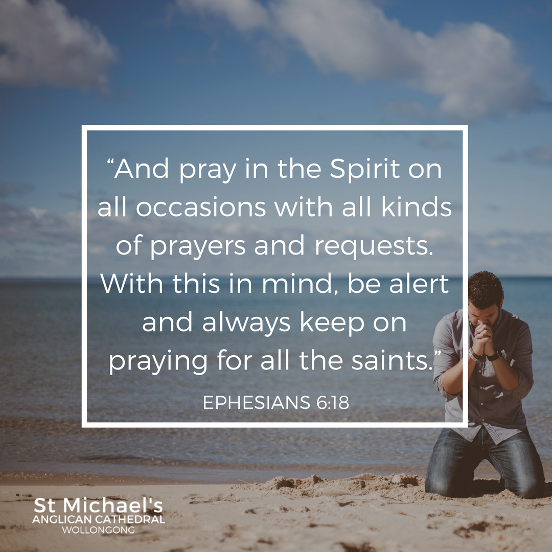 Prayerful Dependence